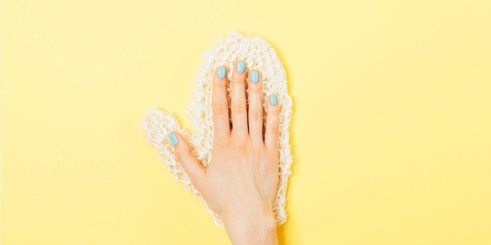 Comment réaliser le gommage au gant de crin?